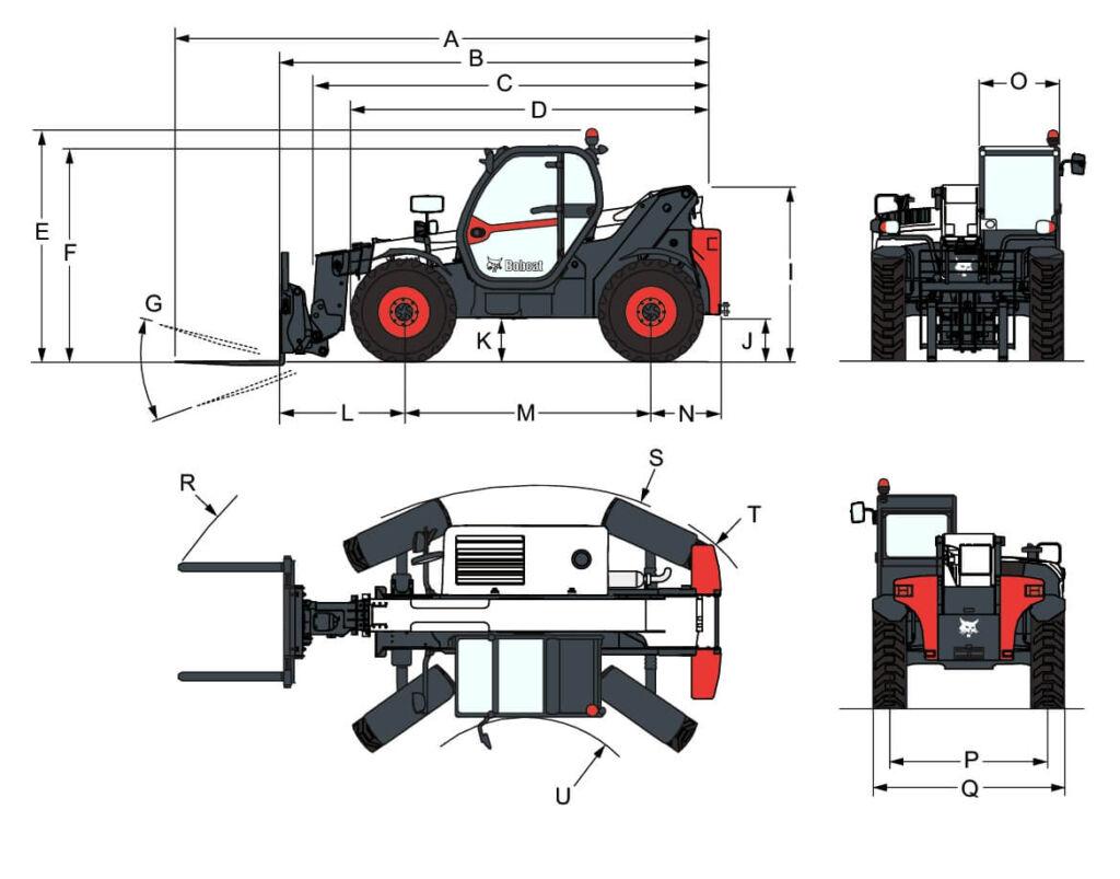 T35.105 размери