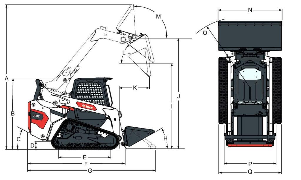 T76 размери