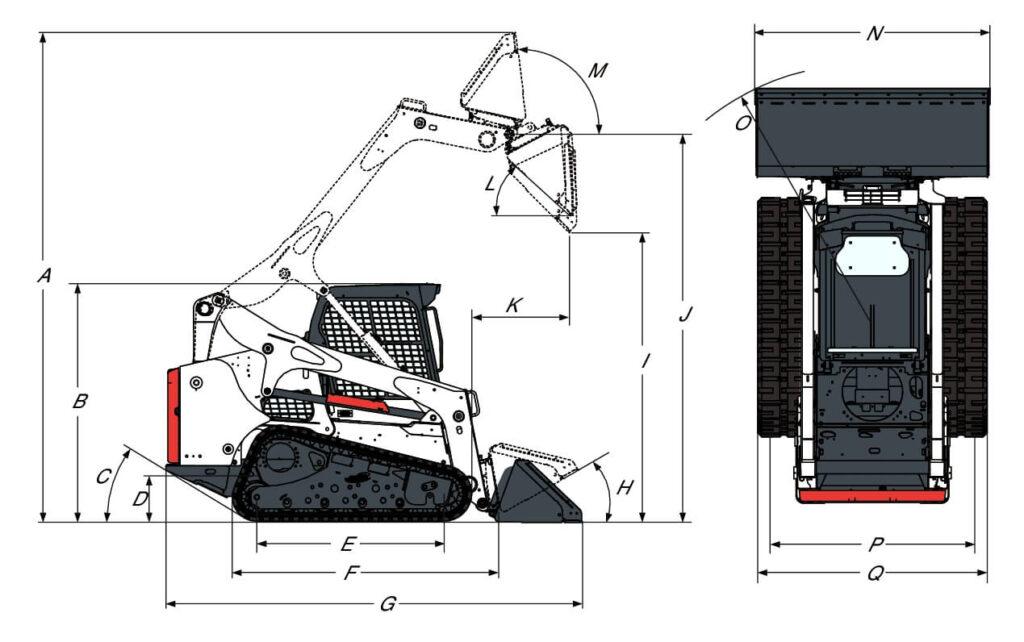 T770 размери