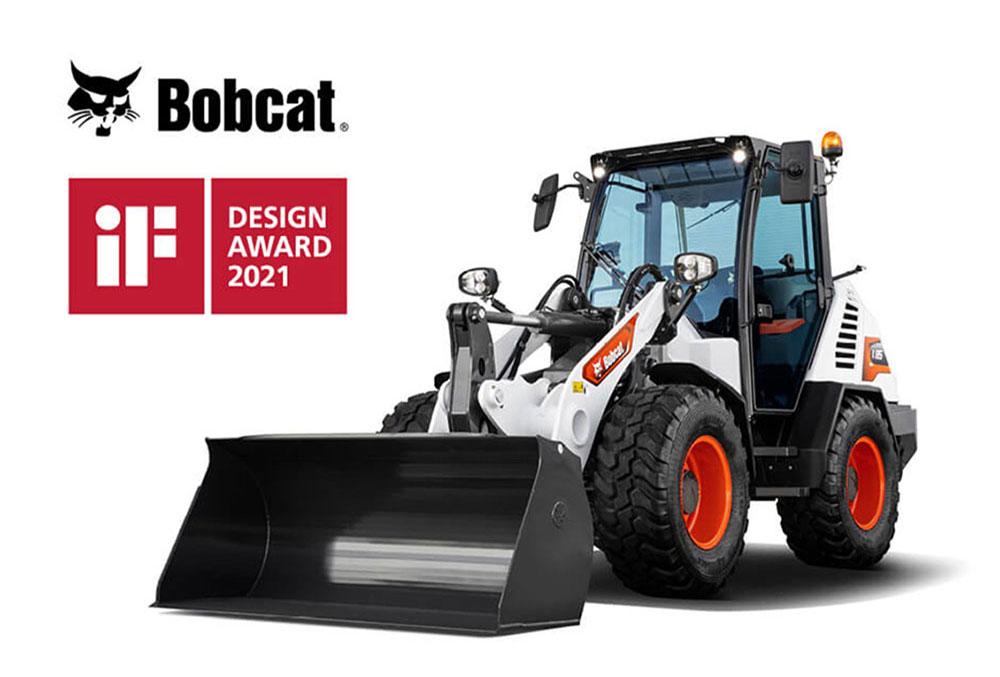 bobcat съчленен товарач l85