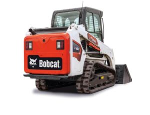 мини верижен товарач bobcat T450