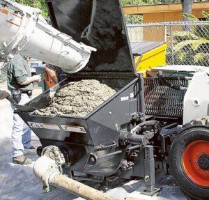 бетонна помпа