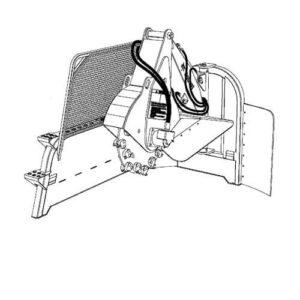 машина изрязване дънери bobcat