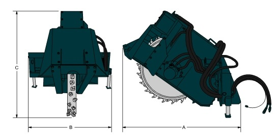 каналокопател размери