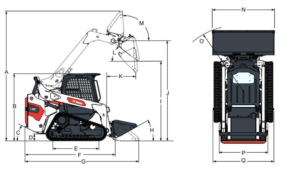 T66 размери
