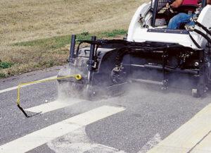 фреза за асфалт